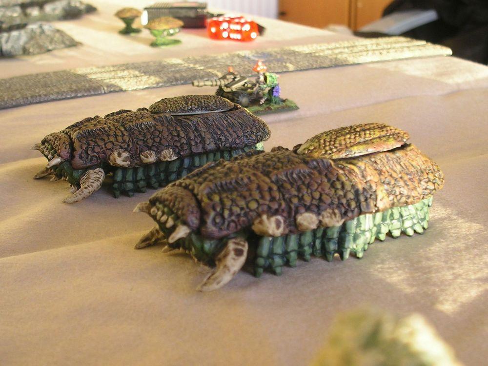 Horrid one-gun tanks, gun hidden