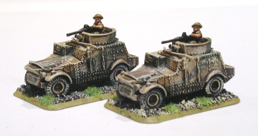 Morris CS9 Armoured Cars