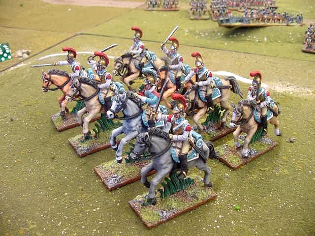 Stephen Miller's 54mm French Carabiniers