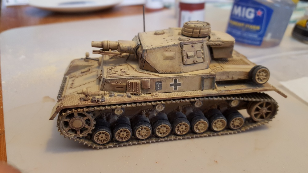 Leif's Panzer IV