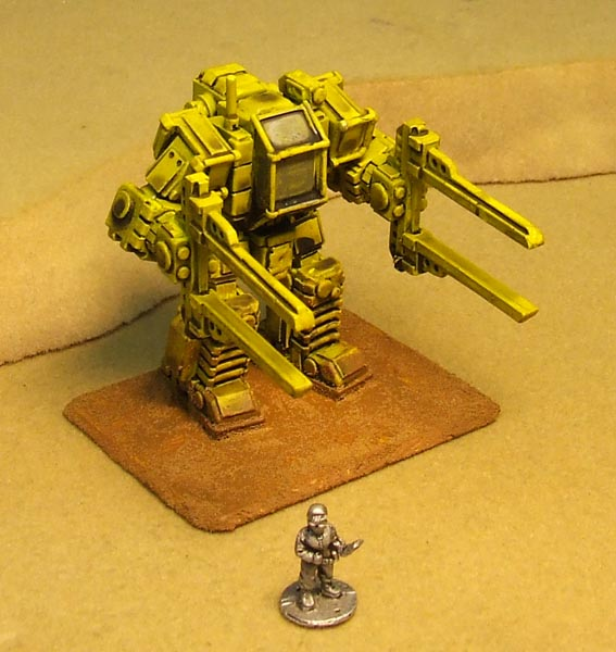 "hercules ""b"" mecha from ground zero games (click on the image to go straight to gzg's website)"