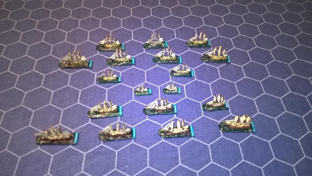 Steve Burt's little ships