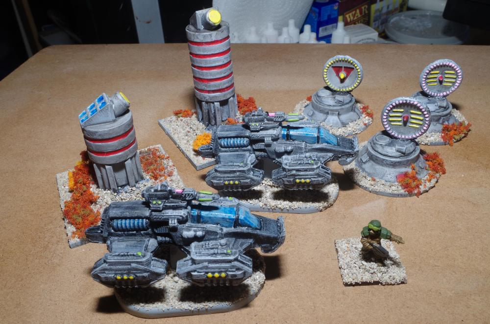 Some nice kit from Critical Mass Games via Carole