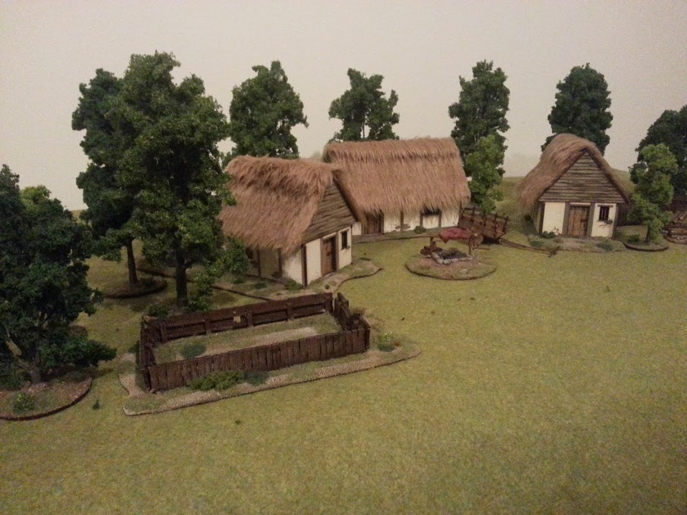 Mr Gatzemeyer's rather nice Saxon village