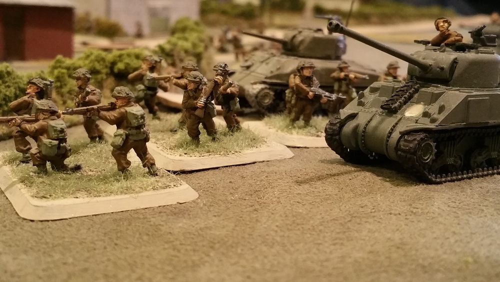 firefly and infantry push left
