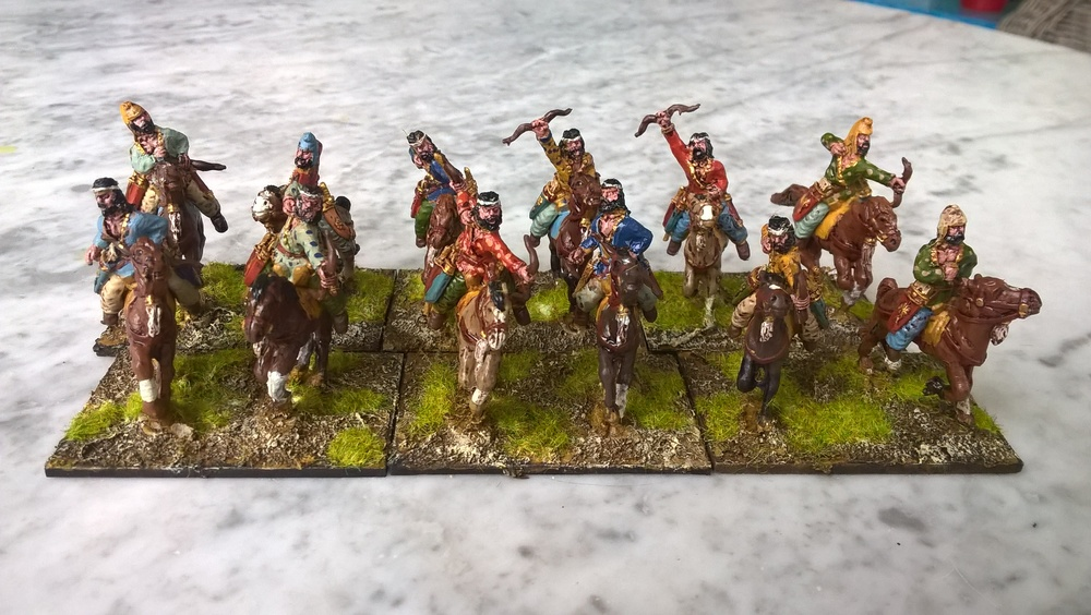 Parthians in 28mm from Navigator