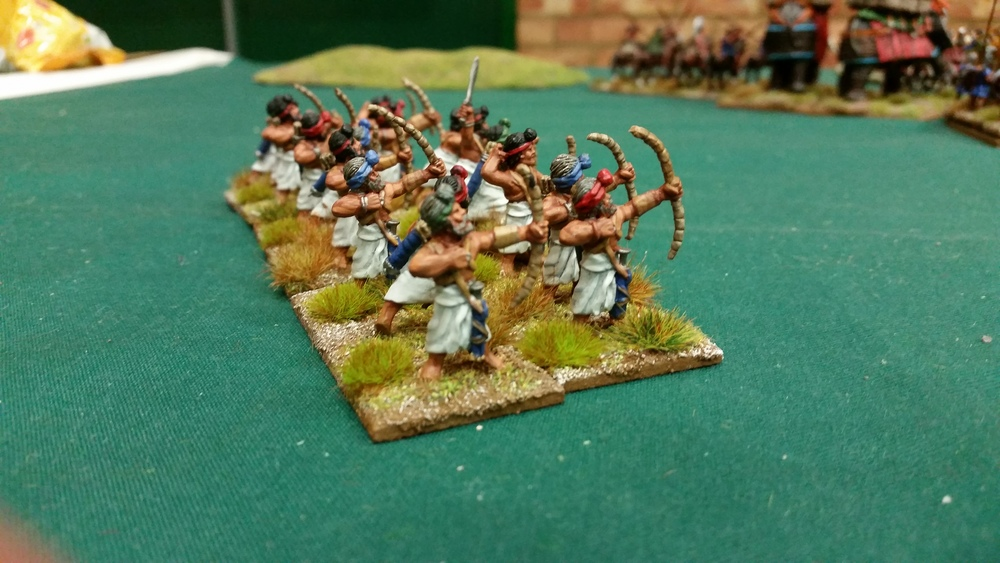 Indian Bowmen from Sapper