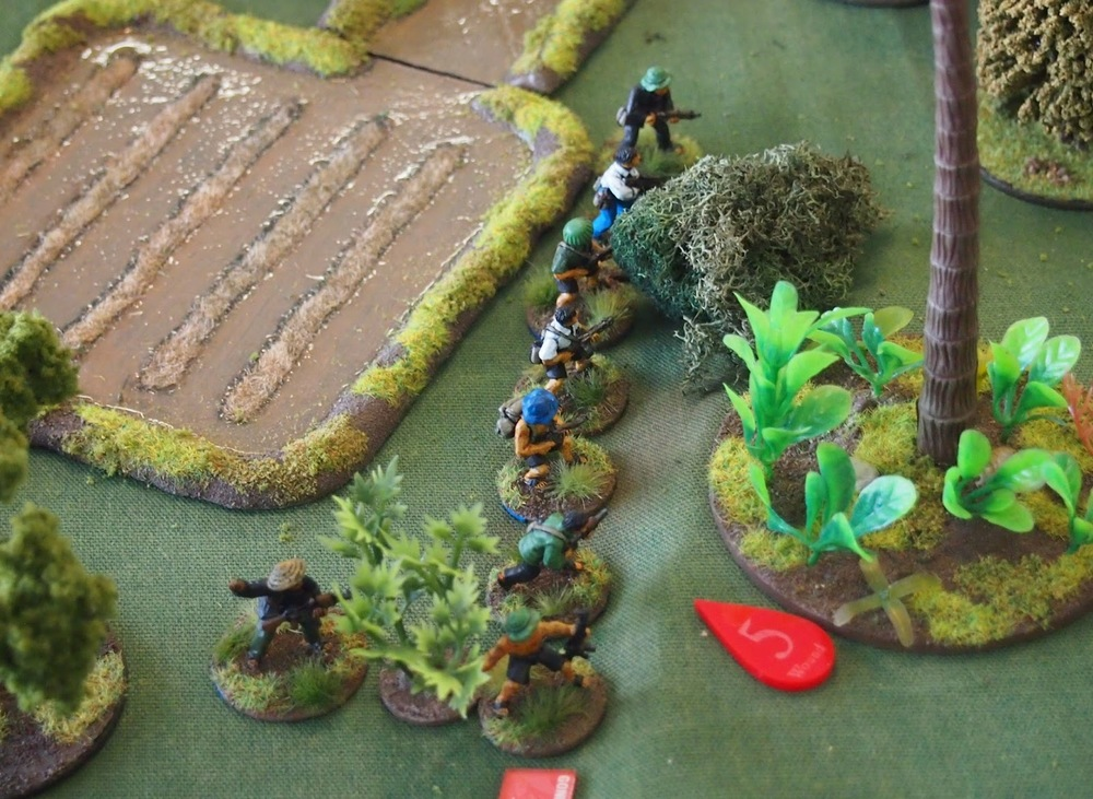 Remaining VC infantry in bad shape