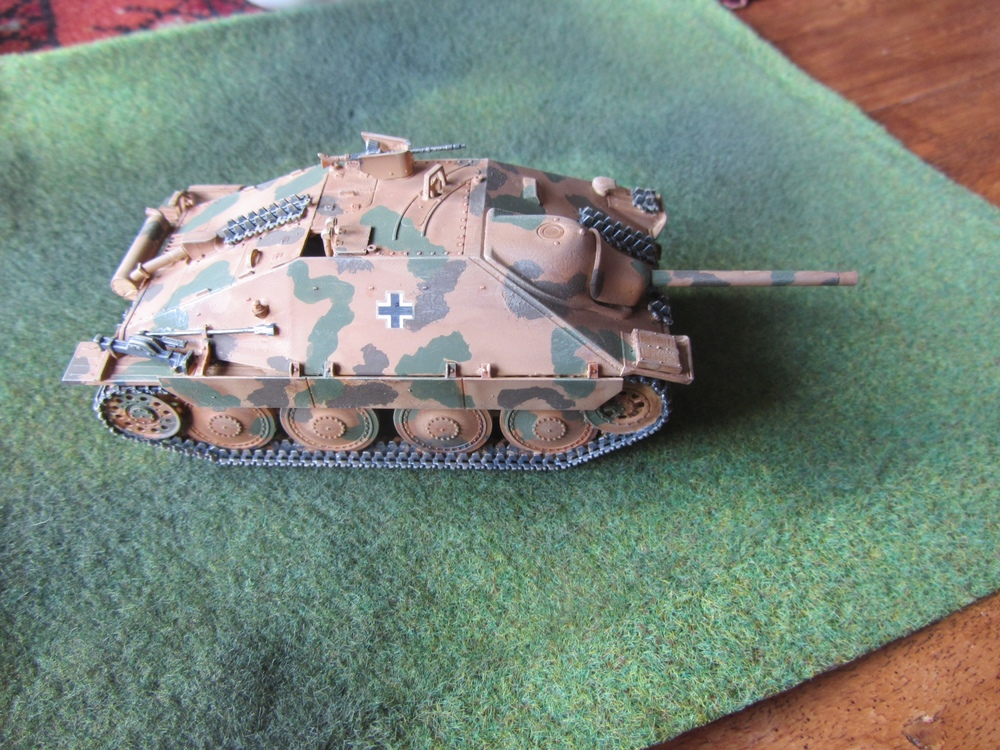 A Hetzer from Mervyn