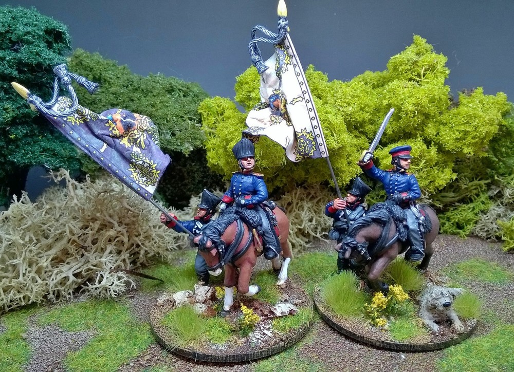 just some of Matt's beautiful Prussians