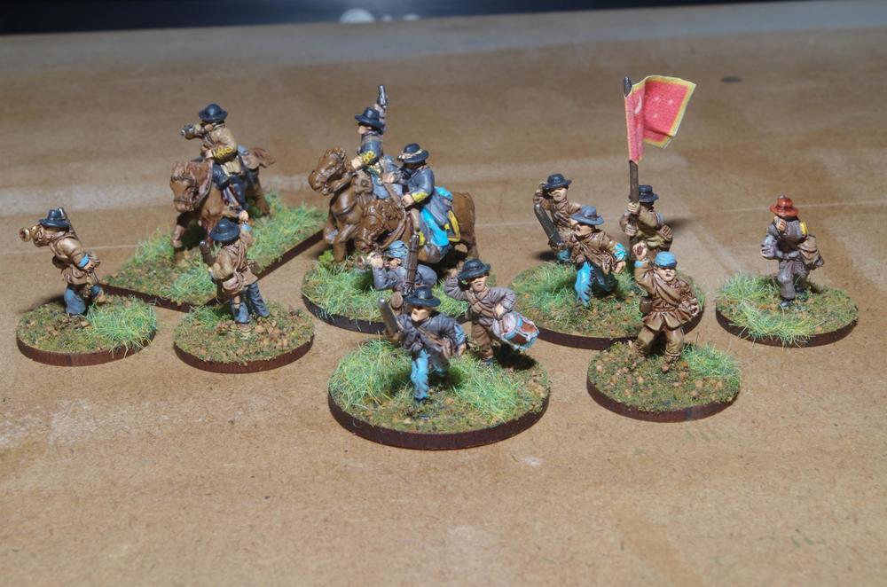 Carole's Confederate Commanders