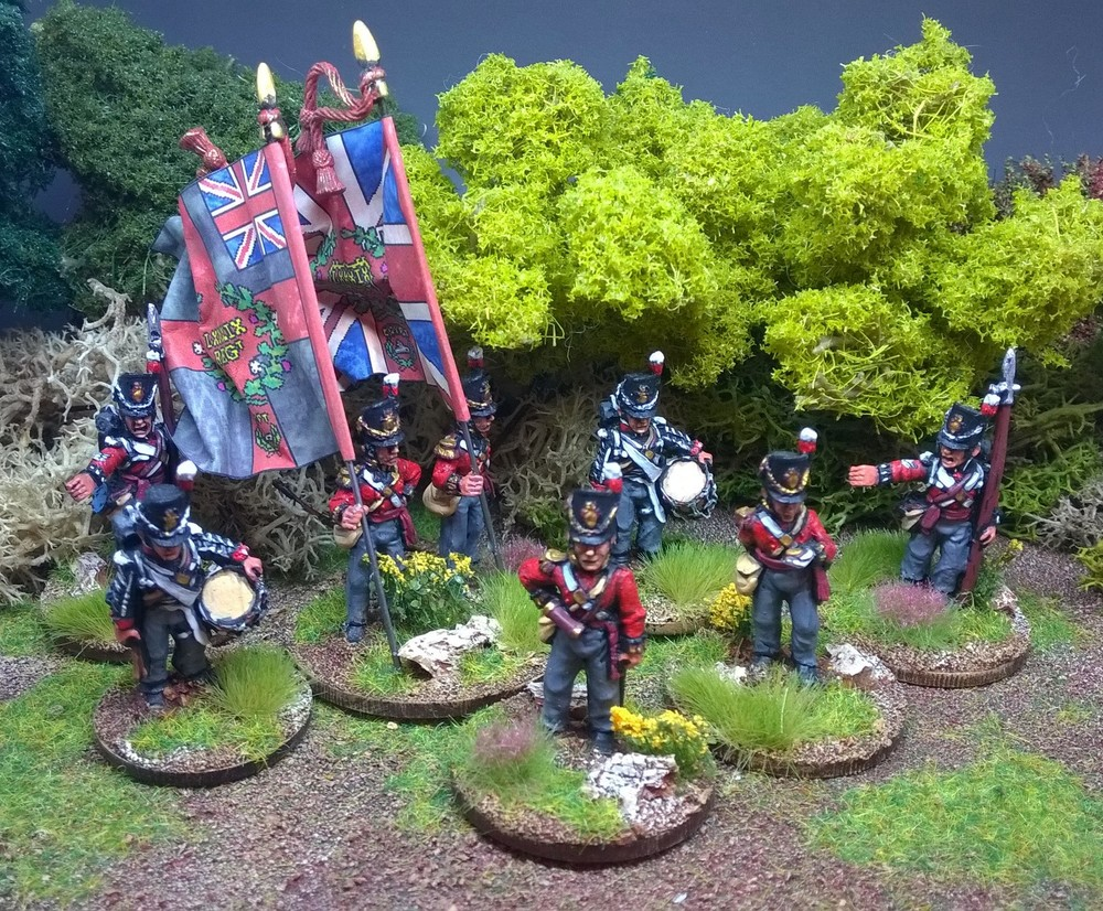 Some of Matt's Napoleonics