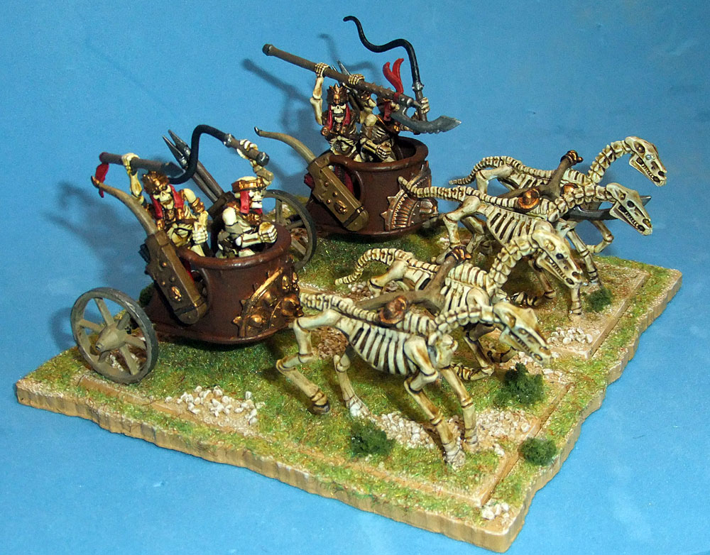 Undead chariots from Mr Hodge