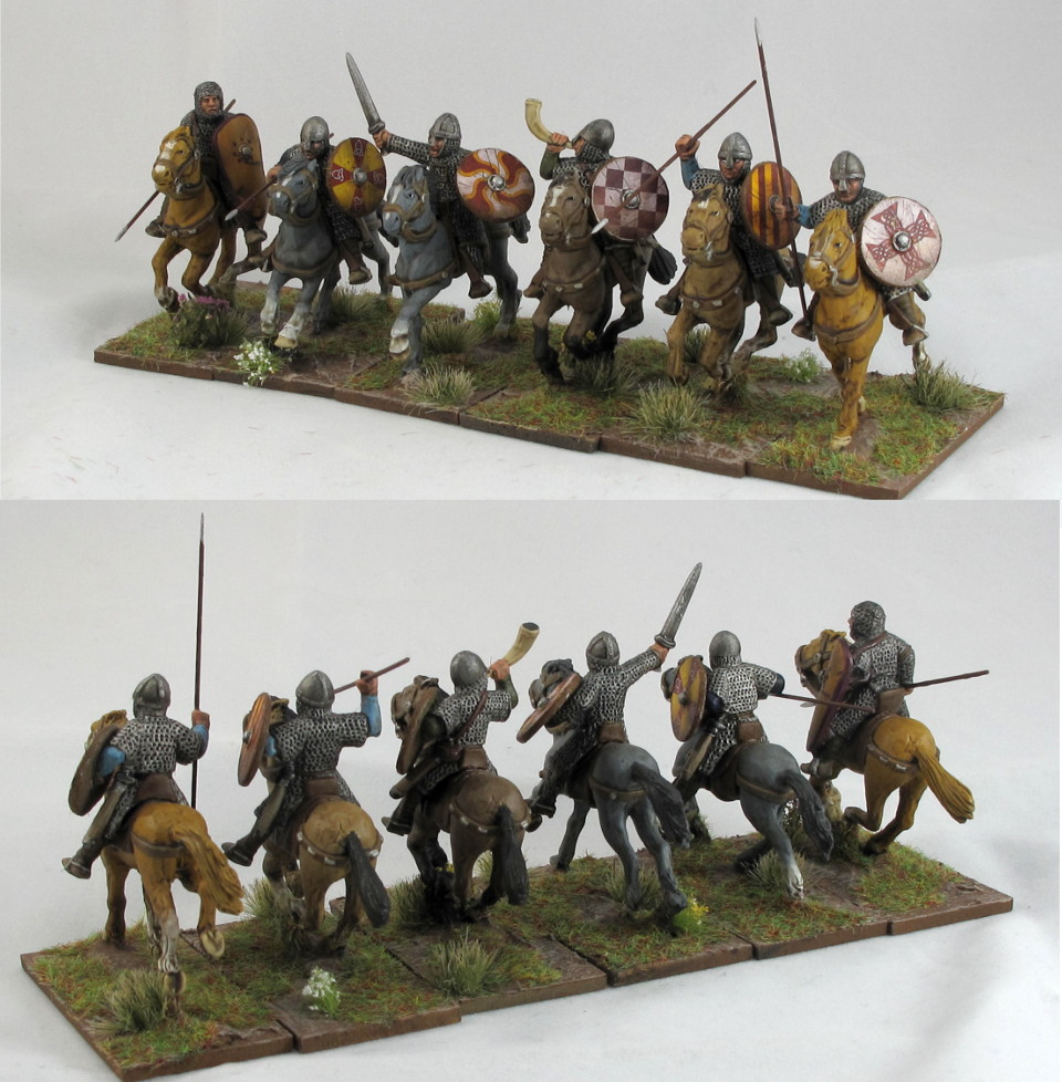 Breton Mounted Sergeants from Andy Duffell
