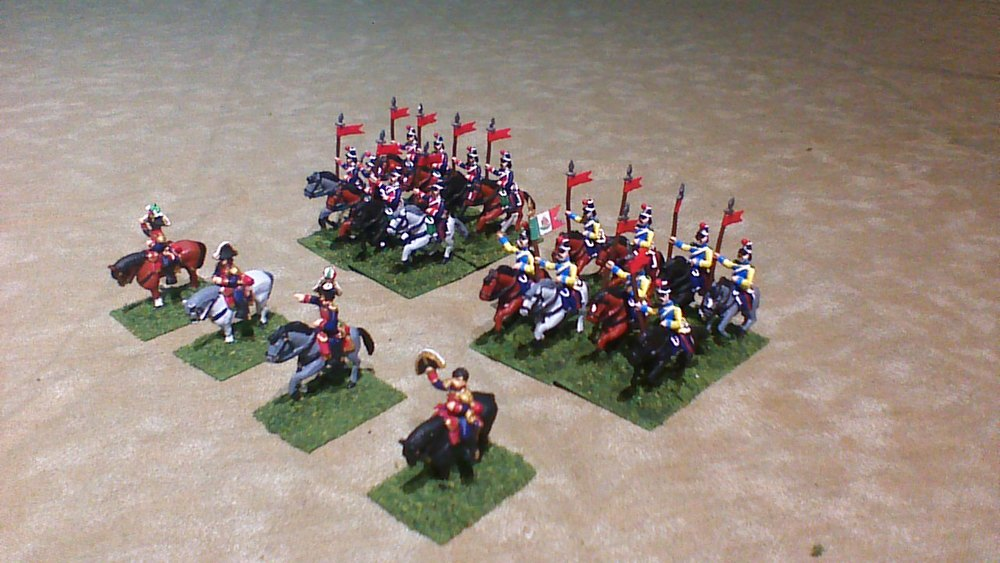 15mm Mexicans from Mr Hooge