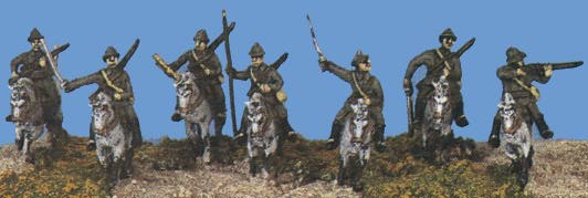 Polish Cavalry from Outpost Wargame Services