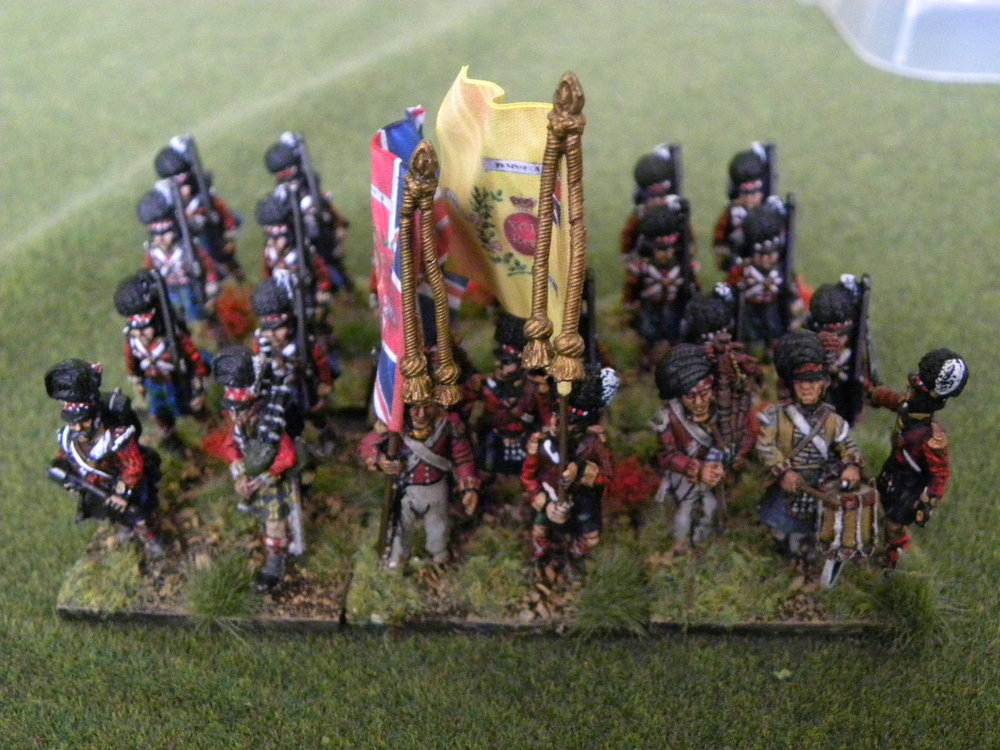 Re-based Highlanders from Stumpy