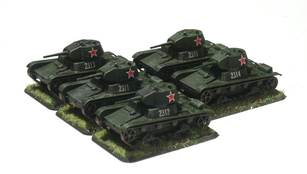 t-26 platoon 2