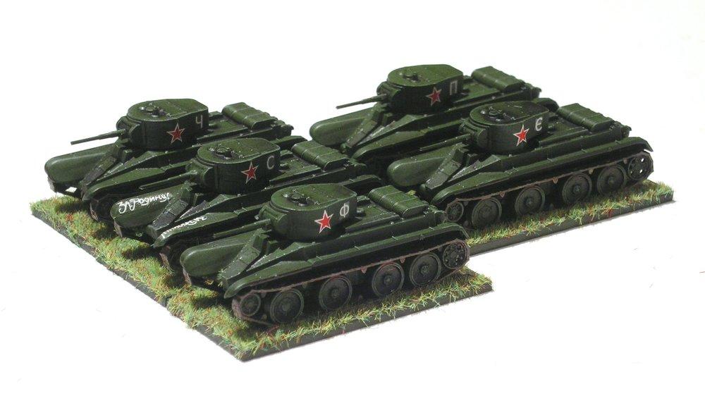 bt-5 platoon