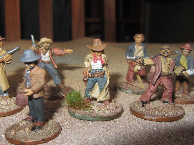 Lawmen and/or Desperados from Mervyn