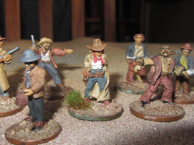 Lawmen and/or Desperados from Mervyn