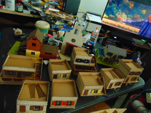 Some of Owen's housing development!