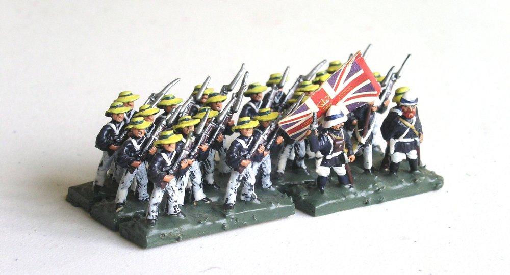 A Naval Brigade