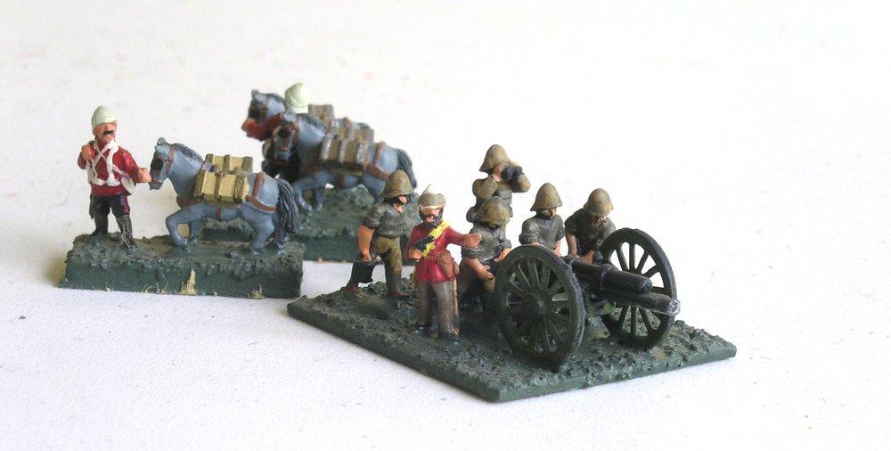 Spare Artillery