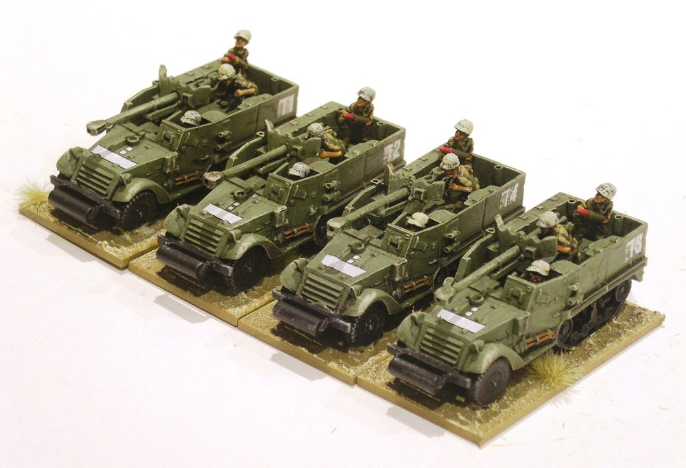 anti-tank platoon (90mm defa atg on m3)