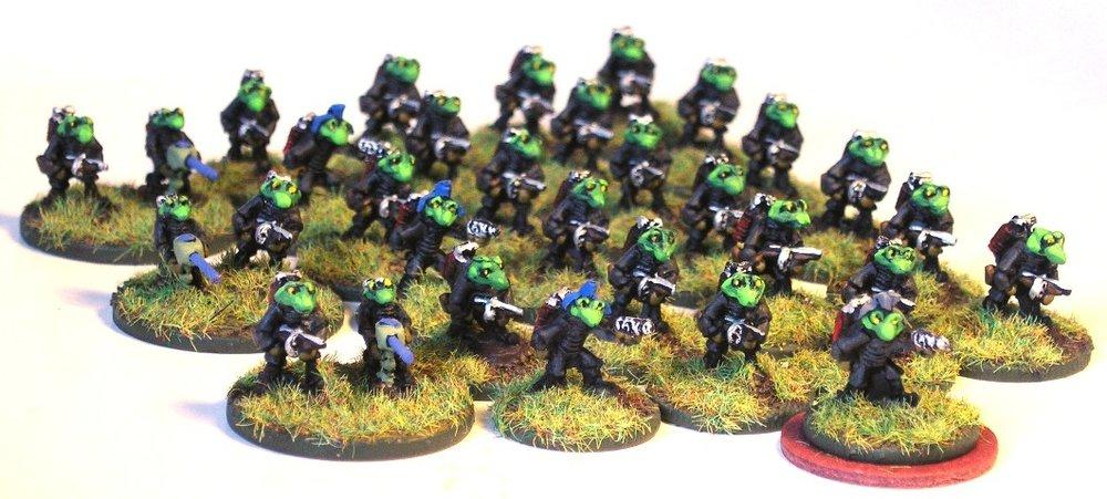1st (Aphid) Platoon