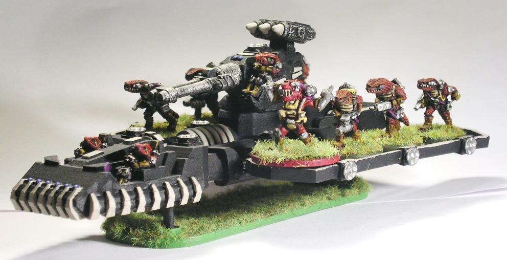 Alligator-Class SuperHeavy APC Squad