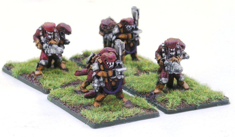 Flesheater Support Squad