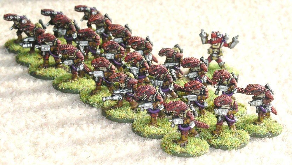 1st (Garn) Platoon