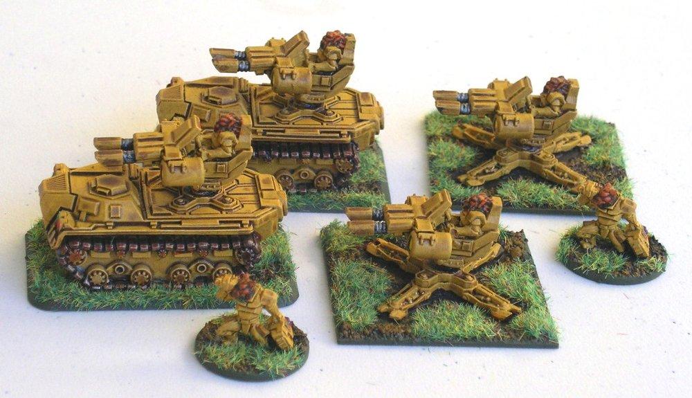 MAKO Anti-Tank System