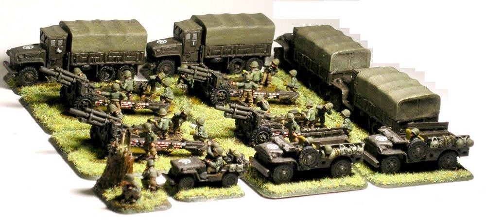 Light Artillery Platoon