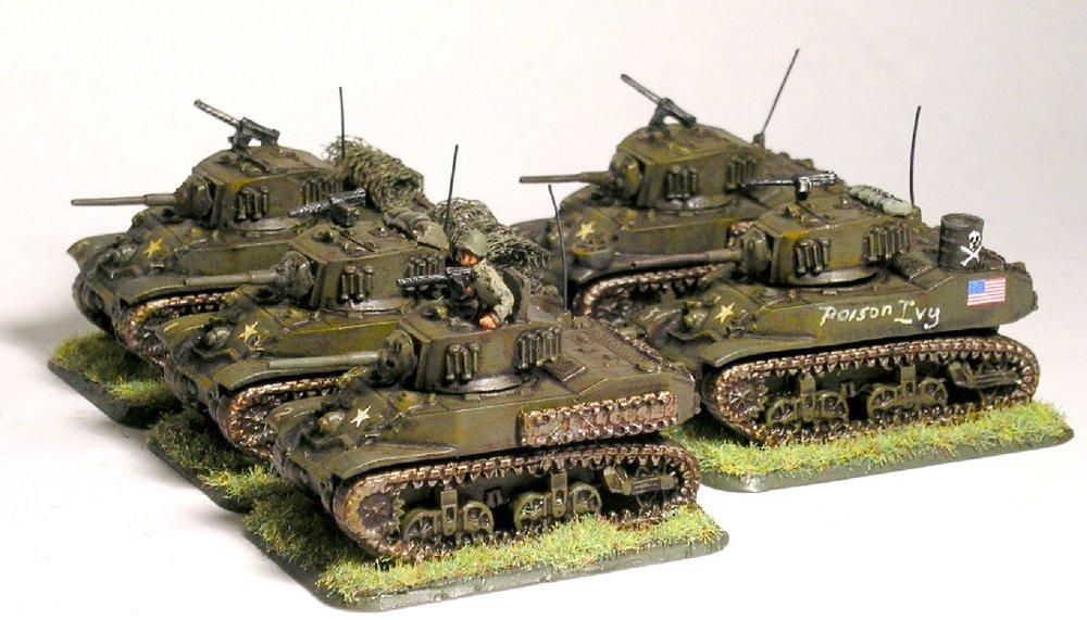 Light Tank Platoon