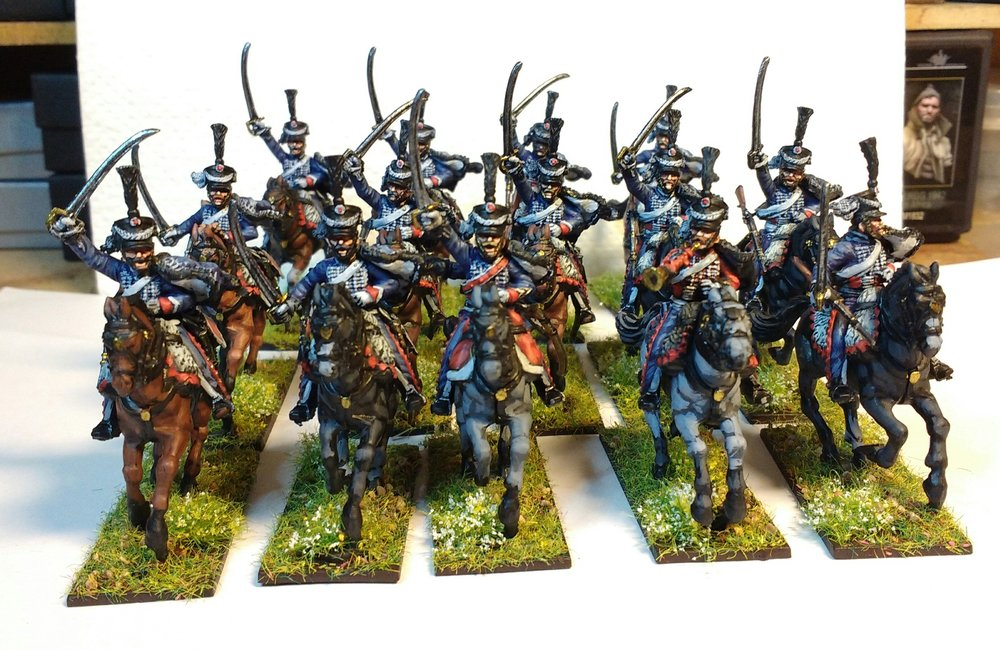 Cabey Cabey's French Hussars