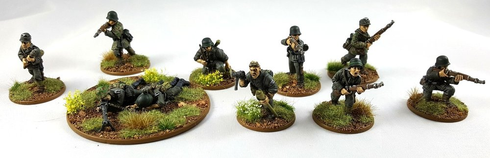 Garrett's Gatzemeyer's late war Germans