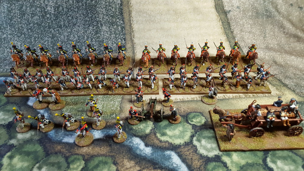 Sapper's Napoleonic collection