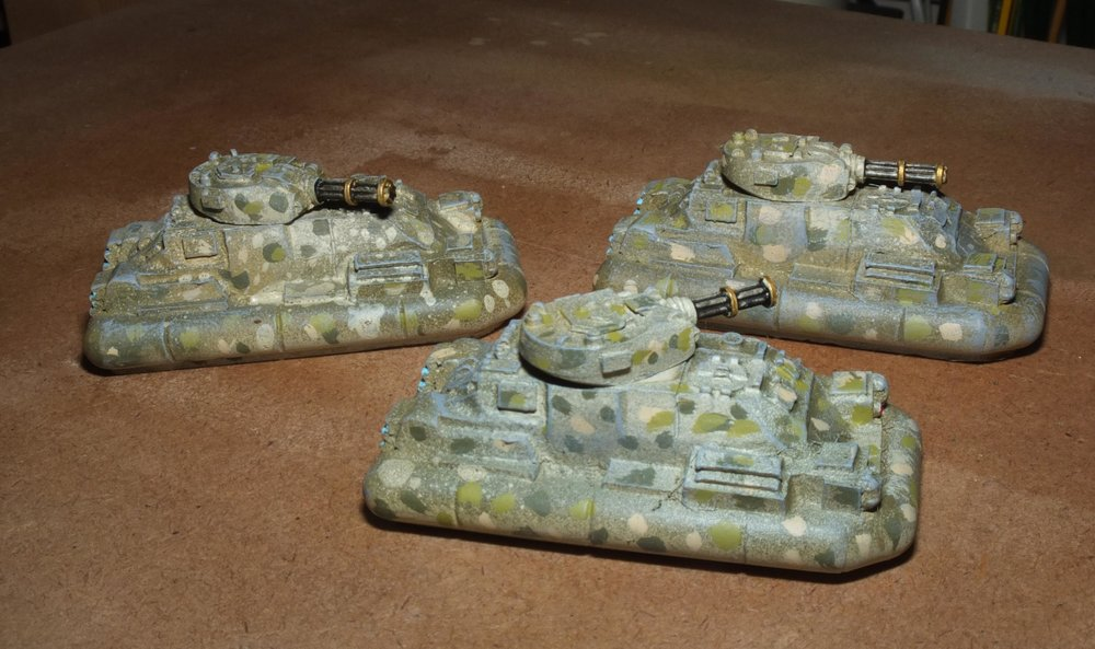Carole's hover tanks