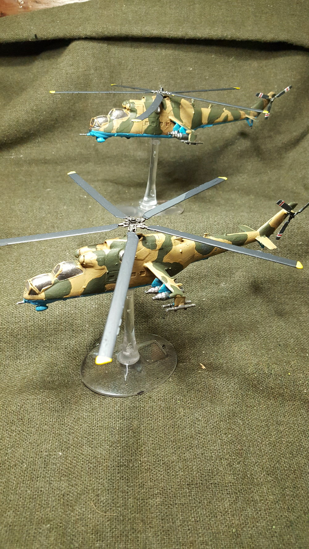 Sapper's 15mm choppers!
