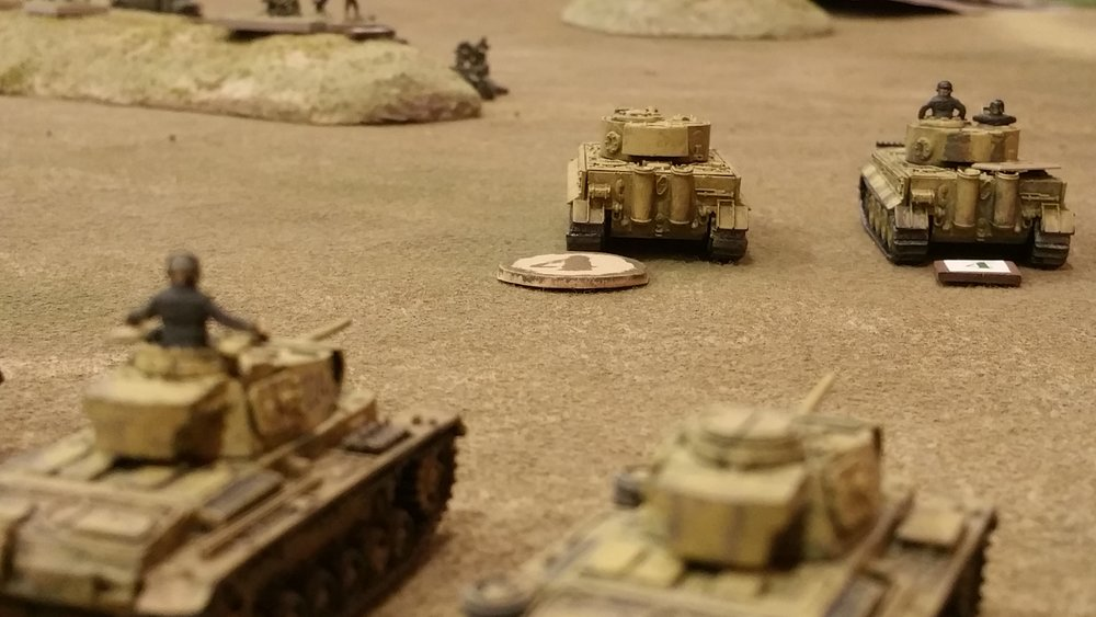 Right Flank Tigers