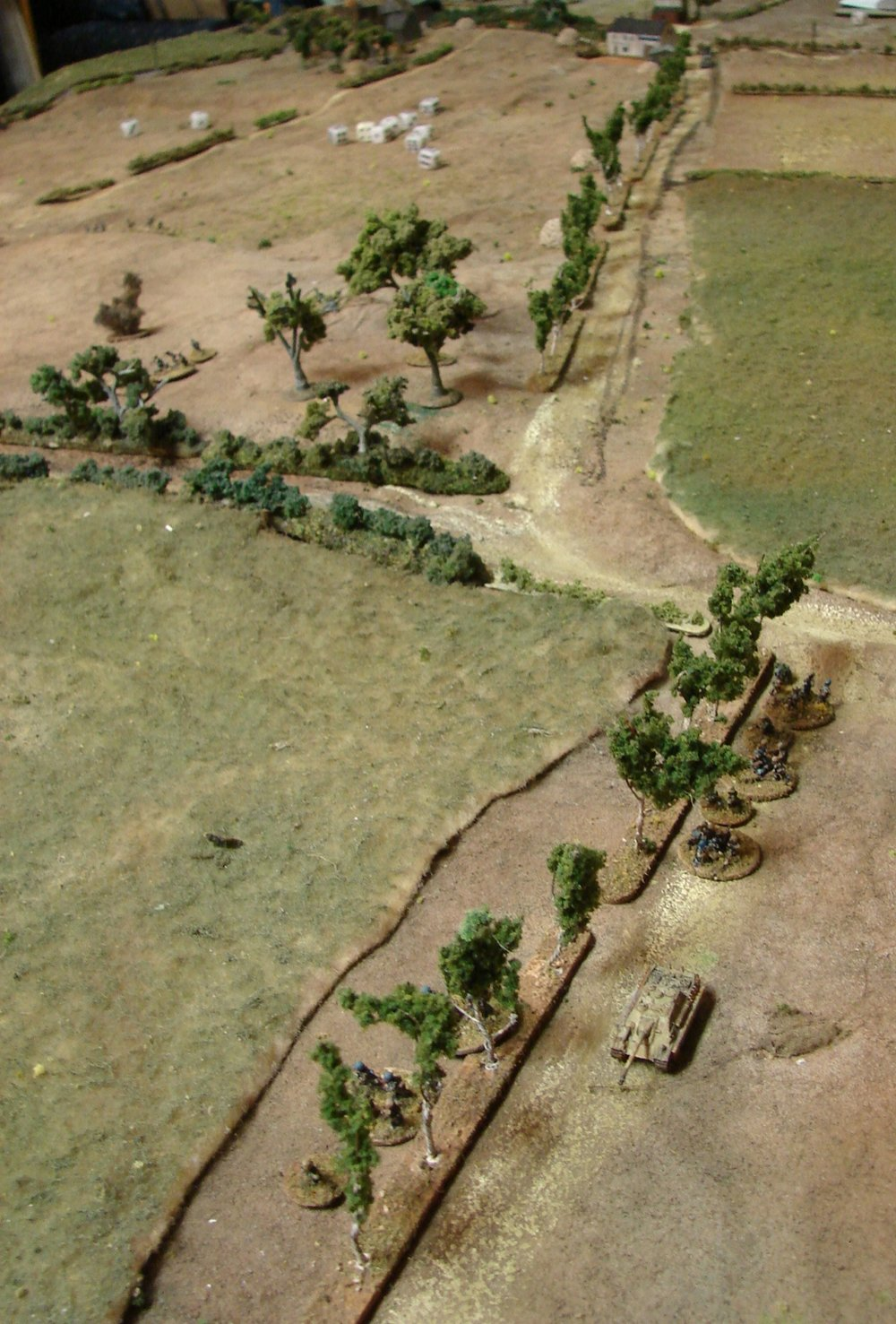 Kossack Escapes Along With Some Fleiger Troops