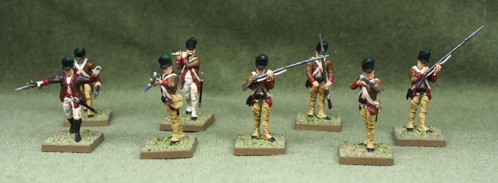 Some AWI infantry from Mr Haines