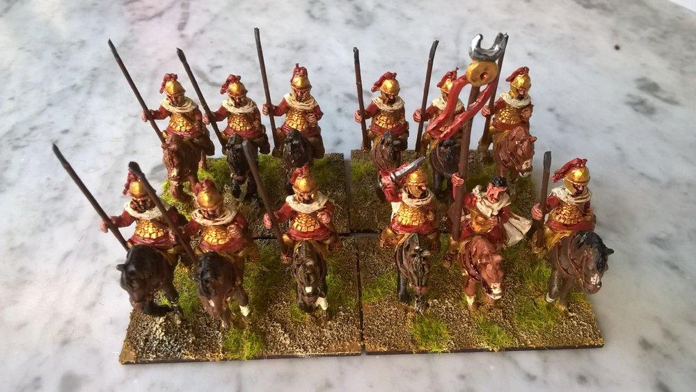 Steve Burt's Carthaginian Citizen Cavalry