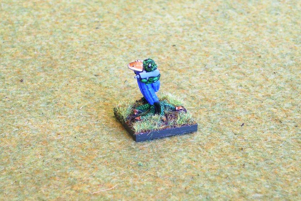 Cnidarian Company Commander