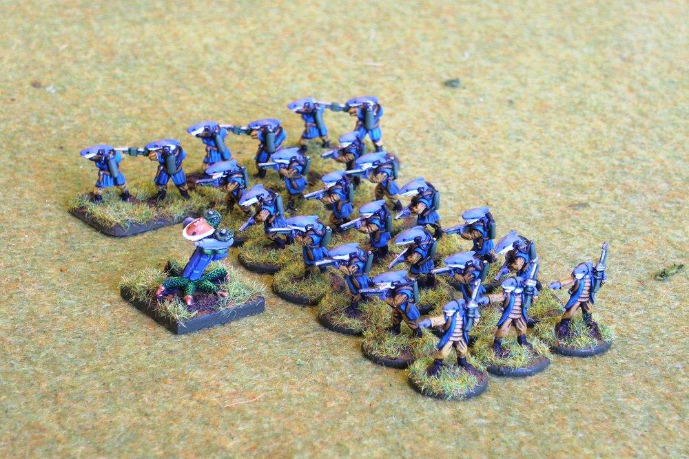 1st (Karkarine) Platoon