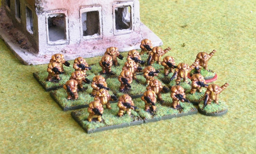 1st (Infantry) Platoon