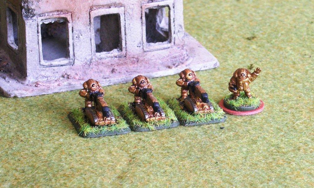 Squad: Anti-Tank Gunners