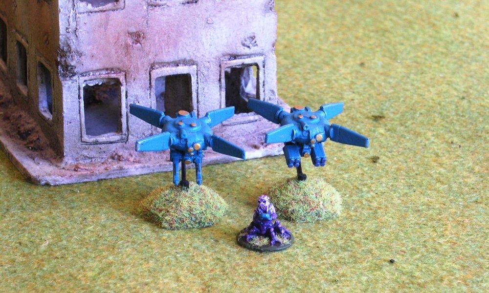 Platoon: Attack Drones
